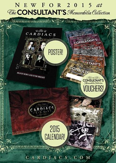 New Cardiacs Stuff For 2015