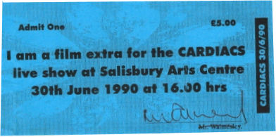 tickets salisbury 1990