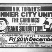 Cardiacs / Frank Sidebottom Flyer