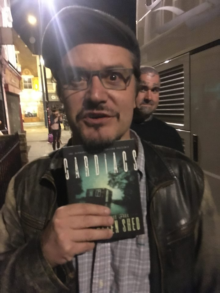 mike patton loves cardiacs